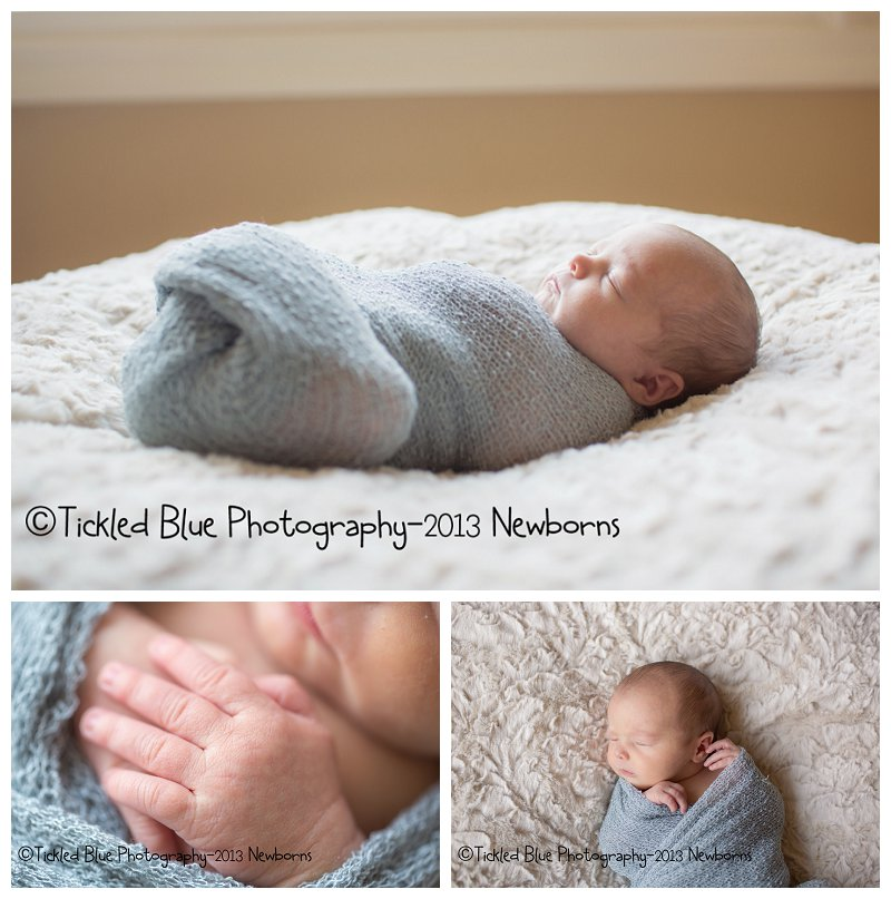 How To Take Your Own Newborn Pictures