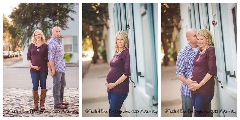 Downtown charleston maternity session charleston sc maternity and newborn photographer