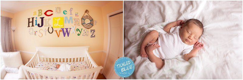 In home newborn charleston sc newborn photographer