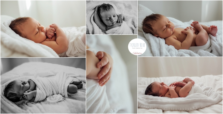 If you feel this style is the best way to capture your own new baby bundle contact me for studio session pricing tickledbluephotographygmail com